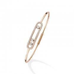Bangle Move Pavé 4184 P