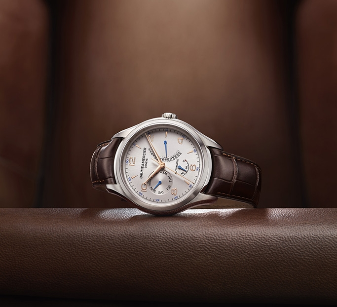 Cession Baume et Mercier Clifton